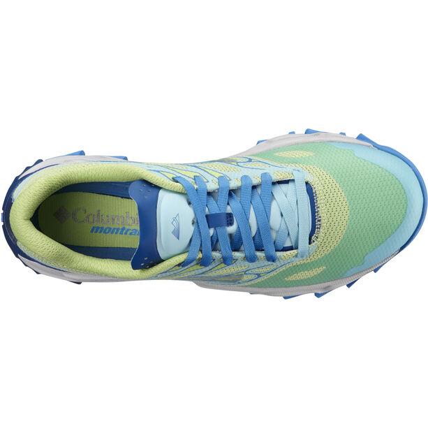 Columbia Trans ALPS F.K.T. II Schuhe Damen jade lime/splash