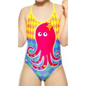 Turbo Octopus Swimsuit Mädchen multicolor multicolor