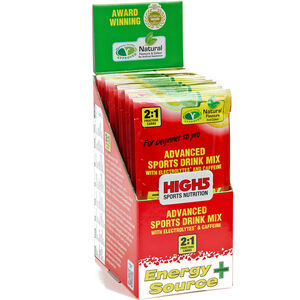 High5 EnergySource Drink Plus Box 12x47g Lemon