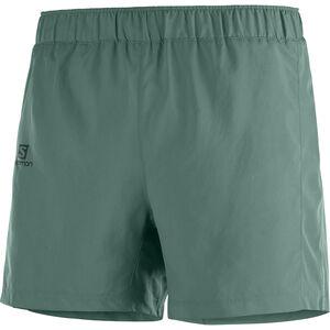 "Salomon Agile Shorts 5"" Herren balsam green balsam green"