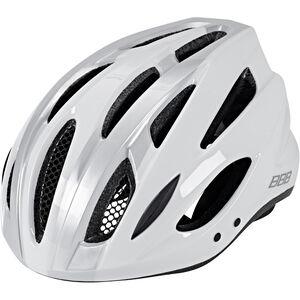 BBB Condor BHE-35 Helmet weiß/silber weiß/silber