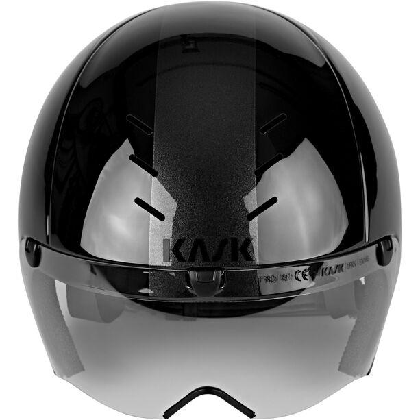 Kask Mistral Helm schwarz/anthrazit