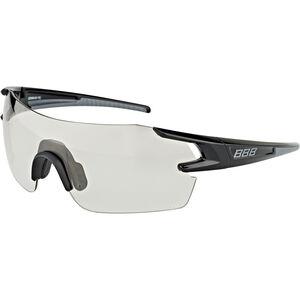 BBB FullView BSG-53PH Sportbrille schwarz glanz schwarz glanz