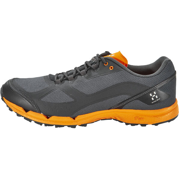 Haglöfs Gram Comp II Shoes Men Magnetite/Tangerine