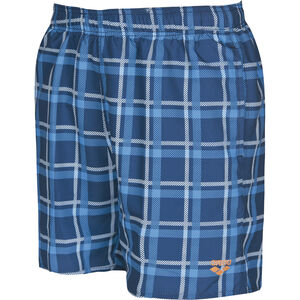 arena Devon Checks Boxers Herren navy navy
