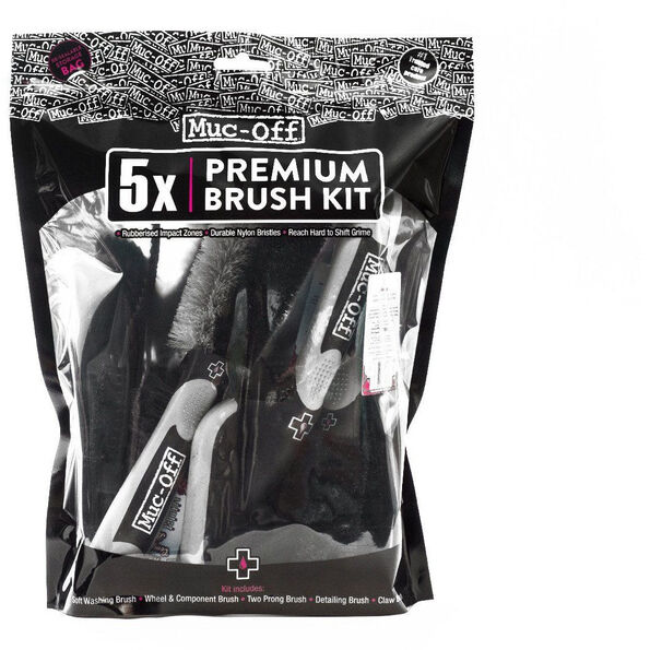 Muc-Off Brush 5er-Set