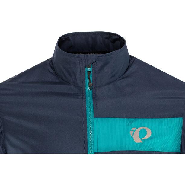 PEARL iZUMi Select Barrier Jacket Herren navy/teal