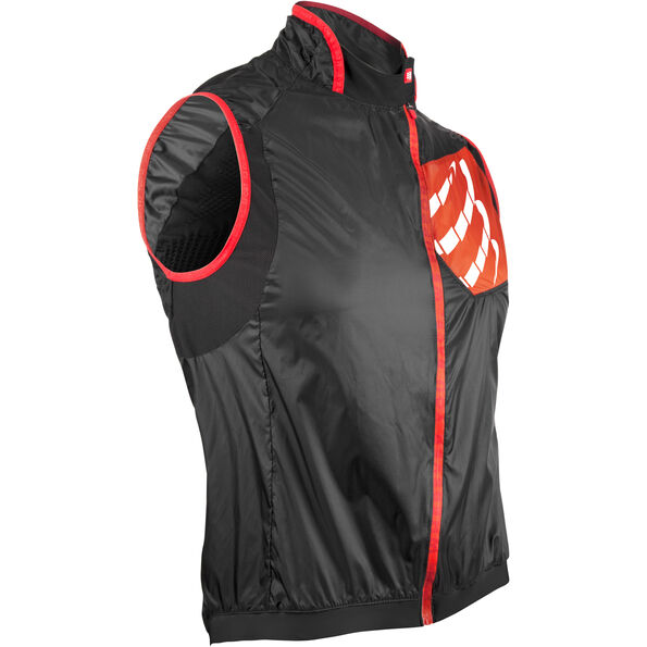 Compressport Cycling Hurricane Windprotect Vest