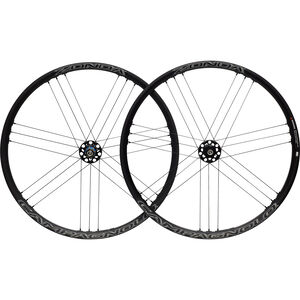 """CAMPAGNOLO Zonda C17 Disc Laufradsatz 28"""" 6-Loch Campagnolo 9x100/10x135mm schwarz bei fahrrad.de Online"""