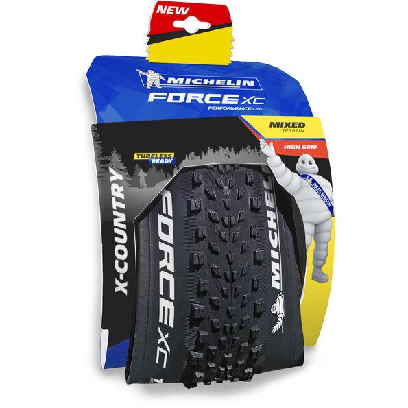 "Michelin Force XC Performance Faltreifen 27.5x2.25"""