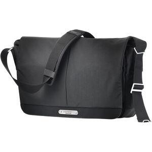 Brooks Strand Shoulder Bag 15l schwarz schwarz
