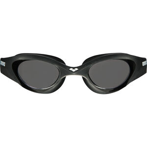 arena The One Goggles smoke-grey-black smoke-grey-black