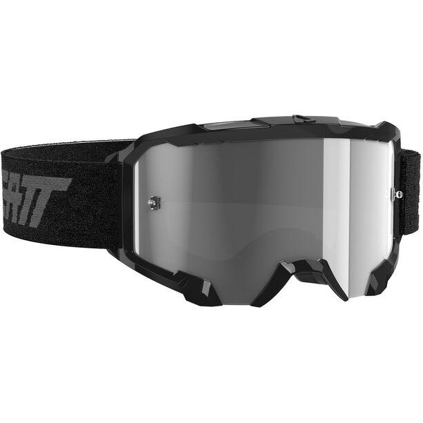 Leatt Velocity 4.5 Anti Fog Brille black/light grey