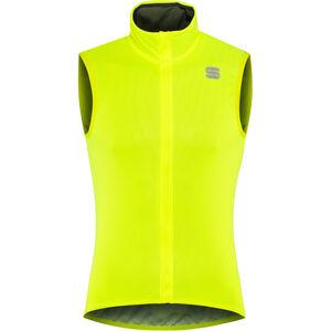 Sportful Fiandre Light NoRain Vest Men yellow fluo