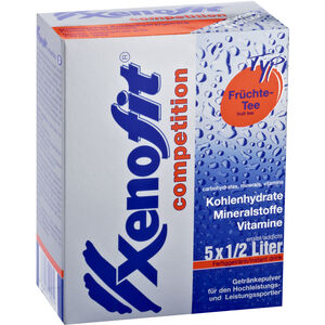 Xenofit Competition Carbohydrate Drink Früchtetee 5 x 42g