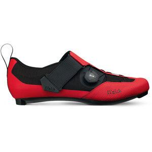 Fizik Transiro Infinito R3 Triathlonschuhe rot/schwarz rot/schwarz