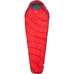 Millet Baikal 1500 Long Sleeping Bag rouge rouge
