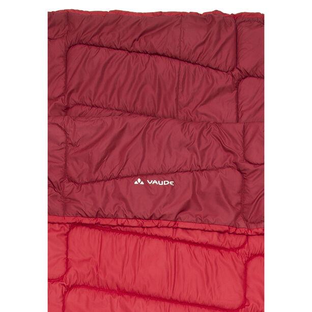 VAUDE Navajo 900 Syn Schlafsack dark indian red