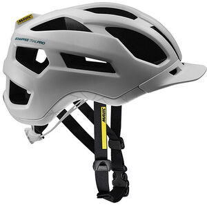 Mavic Echappée Trail Pro Helmet Damen white/everglade white/everglade
