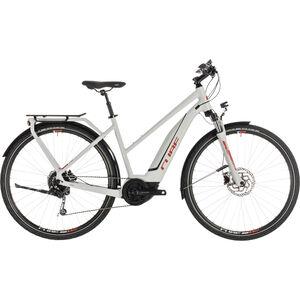 Cube Touring Hybrid 500 Trapez Grey'n'Orange bei fahrrad.de Online