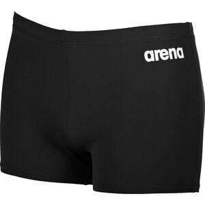 arena Solid Shorts Herren black-white black-white