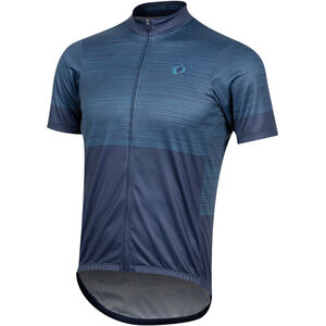 PEARL iZUMi Select LTD Jersey Herren navy/teal stripe navy/teal stripe
