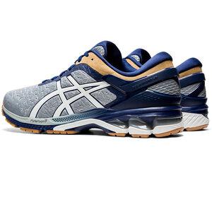 asics Gel-Kayano 26 Shoes Men glacier grey/glacier grey glacier grey/glacier grey