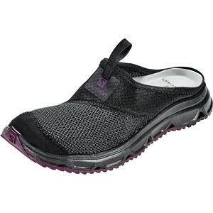 Salomon RX Slide 4.0 Schuhe Damen black/black/potent purple black/black/potent purple