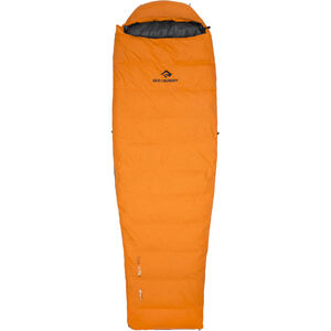 Sea to Summit Trek TkI Sleeping Bag Women Long Orange bei fahrrad.de Online