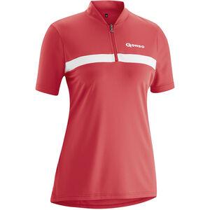Gonso Rosa Shirt Damen cardinal cardinal