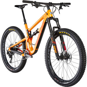 Santa Cruz Hightower 1 C XE-Kit 27.5+ gloss mango and orange bei fahrrad.de Online