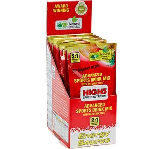 High5 EnergySource Drink Box Tropical 12 x 47g