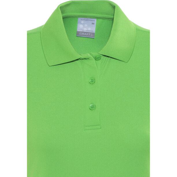 Craft Classic Pique Damen craft green