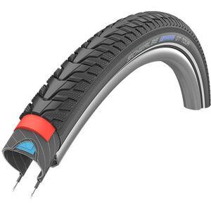 """SCHWALBE Marathon GT Tour Drahtreifen 26"""" DualGuard E-50 Performance Reflex Black bei fahrrad.de Online"""