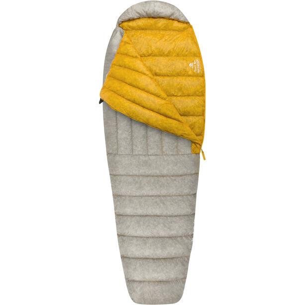 Sea to Summit Spark SpI Sleeping Bag regular light grey/yellow