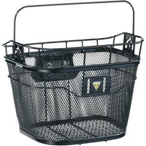 Topeak Basket Fahrradkorb vorn schwarz schwarz