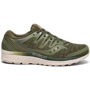 saucony Guide ISO 2 Shoes Men Olive Shade bei fahrrad.de Online
