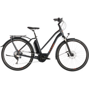 Cube Town Sport Hybrid EXC 500 Trapez Iridium'n'Copper bei fahrrad.de Online