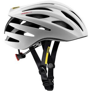Mavic Aksium Elite Helmet Herren white/black white/black