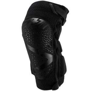 Leatt 3DF 5.0 Zip Knee Guards black black