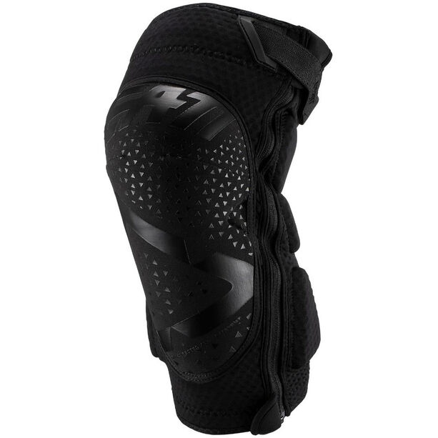 Leatt 3DF 5.0 Zip Knee Guards black
