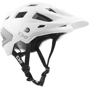TSG Scope MIPS Solid Color Helmet Herren gloss white gloss white