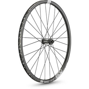 "DT Swiss HG 1800 Spline 25 Vorderrad 29"" Disc CL 110/12mm Steckachse Boost black black"