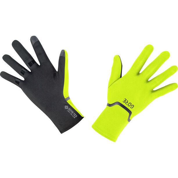 GORE WEAR M Gore-Tex Infinium Stretch Gloves neon yellow/black neon yellow/black