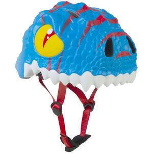 Crazy Safety Drache Helm Kinder blau blau