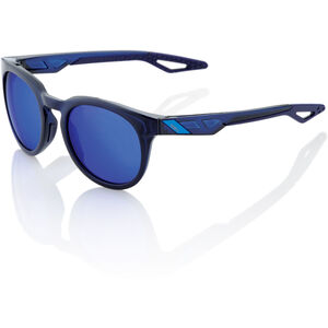 100% Campo Glasses polished translucent blue   mirror polished translucent blue   mirror