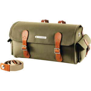 Brooks Glennbrook Saddle Holdall Satteltasche green/honey green/honey