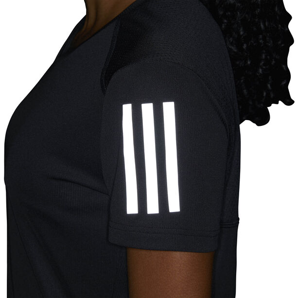 adidas Own The Run Kurzarm T-Shirt Damen black