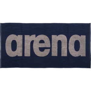 arena Gym Soft Towel navy-grey navy-grey