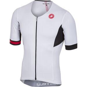 Castelli Free Speed SS Race Jersey Herren white white